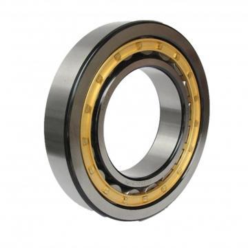 90 mm x 190 mm x 43 mm  NKE 7318-BECB-TVP angular contact ball bearings