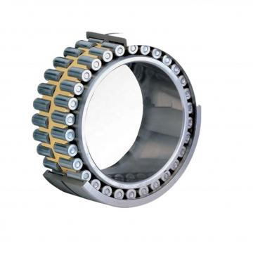 200 mm x 360 mm x 58 mm  NACHI NU 240 cylindrical roller bearings