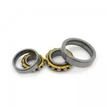 95 mm x 200 mm x 45 mm  ISO 7319 B angular contact ball bearings