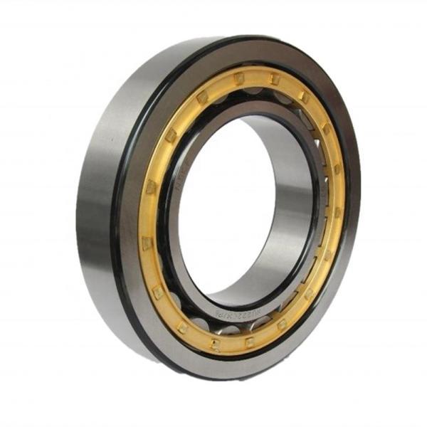 55 mm x 100 mm x 33.3 mm  NACHI 5211A angular contact ball bearings #1 image