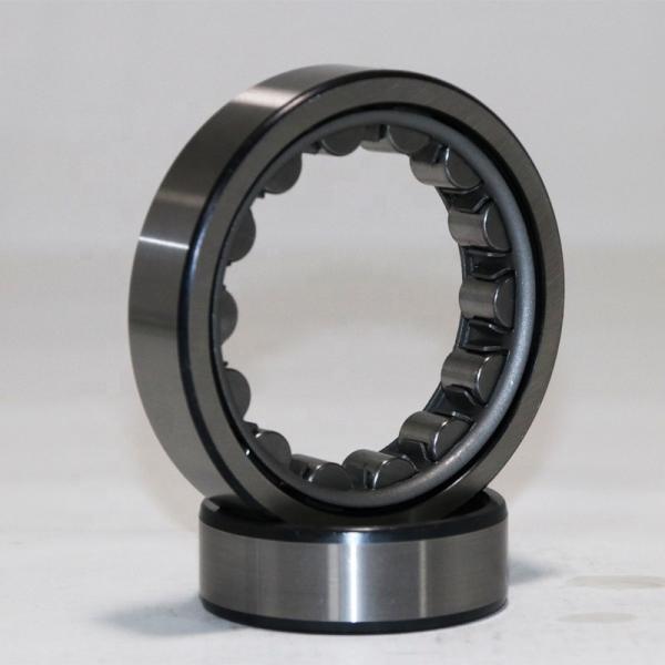 85 mm x 180 mm x 41 mm  NKE NU317-E-MPA cylindrical roller bearings #2 image