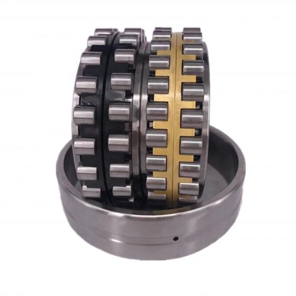 100 mm x 215 mm x 47 mm  FBJ NUP320 cylindrical roller bearings #1 image