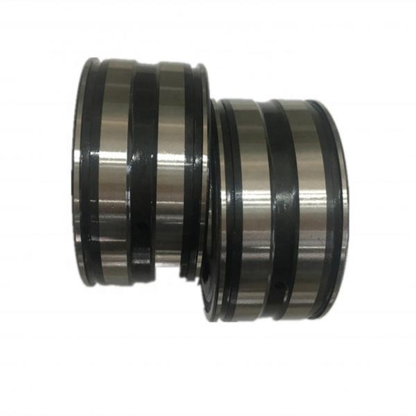 55 mm x 100 mm x 33.3 mm  NACHI 5211A angular contact ball bearings #2 image
