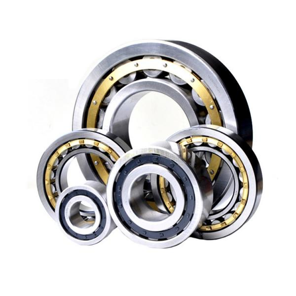 360 mm x 540 mm x 243 mm  NKE NNCF5072-V cylindrical roller bearings #1 image