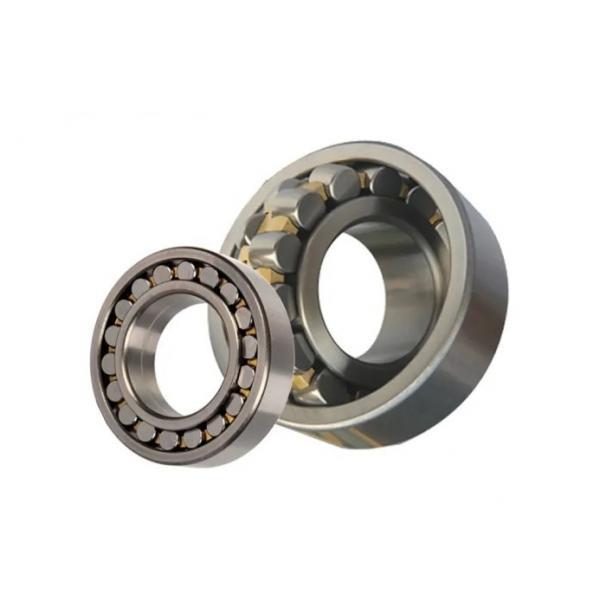 15 mm x 35 mm x 11 mm  NACHI 7202BDF angular contact ball bearings #1 image